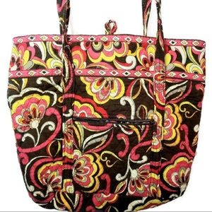 Vera Bradley | Iconic Puccini Extra Large Tote